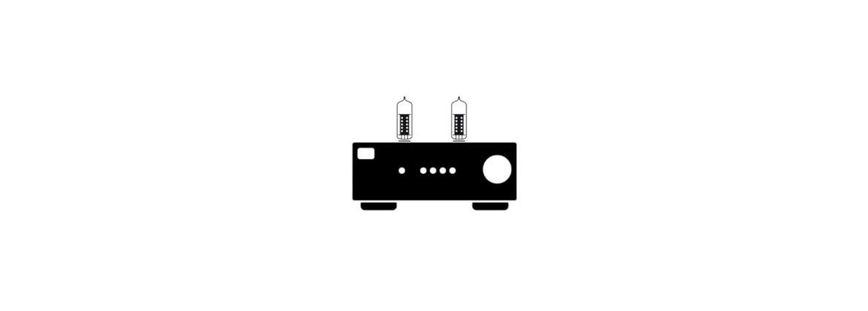 Wzmacniacze stereo hybrydowe